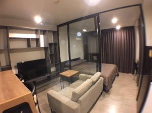 เช่าคอนโดวิทยุ ชิดลม หลังสวน : Maestro 02 Residence ให้เช่า 1 ห้องนอน 28 ตร.ม. ชั้น 3 พร้อมอยู่ใกล้ BTS เพลินจิตเดินทางสะดวก