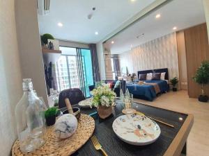 For RentCondoSiam Paragon ,Chulalongkorn,Samyan : For Rent Ideo Q Chula-Samyan (34 sqm.)