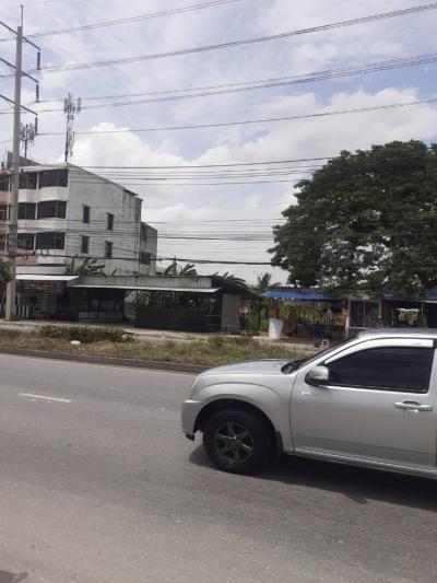 For SaleLandBangbuathong, Sainoi : ขายที่ดินด่วน ขายที่ดิน บางบัวทอง นนทบุรี ราคาดี ถนน 4 เลน เยื้องการไฟฟ้าบางบัวทอง ติดถนนใหญ่บางกรวย-ไทรน้อย