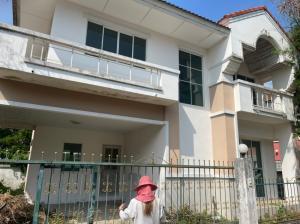 For SaleHousePinklao, Charansanitwong : ขายบ้านบุรีรมย์ วงแหวน-ปิ่นเกล้า(ซอยพระเงิน) บ้านมือ1 ค้างสต็อค ขายต่ำกว่าราคาตลาด