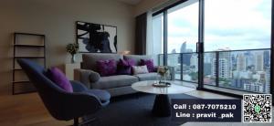 เช่าคอนโดสุขุมวิท อโศก ทองหล่อ : For Rent Tela Thonglor 2 Bedroom High Floor, Nice Decoration Best Deal...!!!