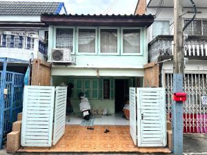 For SaleTownhouseBang Sue, Wong Sawang : ขายบ้าน ทาวน์เฮ้า หมู่บ้าน ประชานิเวศน์ 3 อ.เมืองนนทบุรี จ.นนทบุรี