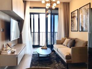 For RentCondoSukhumvit, Asoke, Thonglor : Ashton Asoke for rent 2 bedroom 50 sq.m. fl.45 Fully furnished, Ready move in near BTS Asoke