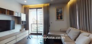 เช่าคอนโดสุขุมวิท อโศก ทองหล่อ : The XXXIX The Thirty Nine Condominium 2 Bedrooms For Rent BTS Phrom Phong in Sukhumvit Bangkok (AA29612)