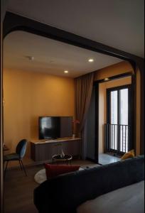 For RentCondoSukhumvit, Asoke, Thonglor : Ashton Asoke for rent 1 bedroom 35.5 sq.m. fl.17 Fully furnished, Ready move in near BTS Asoke