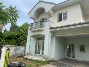 For SaleHouseSamrong, Samut Prakan : ขายบ้าน 101.1 ตรว.หมู่บ้านลัลลี่ วิลล์ ศรีนครินทร์-เทพารักษ์