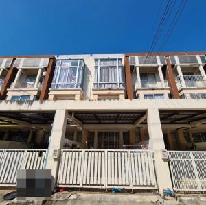 For SaleTownhouseSamrong, Samut Prakan : SH_01068 House for sale The Cube Bangna – Suvarnabhumi