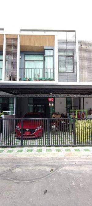 For SaleTownhouseRama5, Ratchapruek, Bangkruai : 🏚บ้านให้เช่า : โมทาวน์ ไลท์ ชัยพฤกษ์ชื่อโครงการ: โมทาวน์ ไลท์ ชัยพฤกษ์Motown Lite Chaiyaphruekขายทาวโฮม 2ชั้นพื้นที่  20ตรว. 4ห้องนอน 3ห้องน้ำ หน้าบ้านจอดรถยนต์ ได้2คัน ต่อเติมหลังคาโรงจอดรถและปูพื้นกระเบื้อง เต็มพื้นที่  ••••••••••••••••••••••••••✅  ขาย