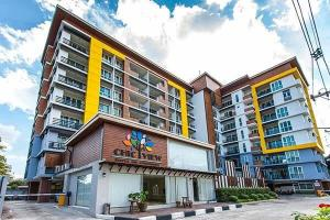 For SaleCondoChiang Mai : For Sale The Chic view condominium , Doi Suthep View , 2 bedrooms