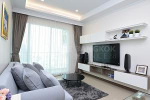 For SaleCondoRatchathewi,Phayathai : Best Price!! Luxury Modern Room, Fully furnished, 600m from BTS Phayathai, Supalai Elite Phayathai @7.95MB