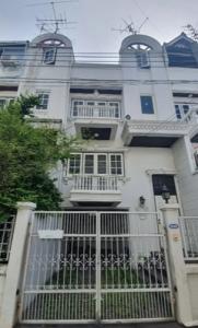 For SaleTownhouseBang Sue, Wong Sawang : BH_01116 for sale Townhouse Prachachuen 27 MRT Bang Sue