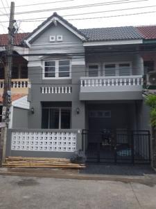 For SaleTownhouseNawamin, Ramindra : BH_01145 House for sale Phanason Villa 3