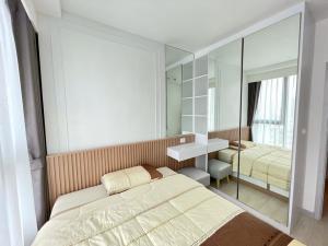 For RentCondoSathorn, Narathiwat : B427-B247 Condo for rent, Knightsbridge Prime Sathorn, size 31 sq.m., 23rd floor, near BTS Chong Nonsi station.