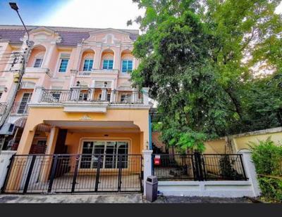 เช่าบ้านท่าพระ ตลาดพลู : URBAN SATHORN ราชพฤกษ์ ทาวน์เฮ้าส์ 4 ห้องนอน