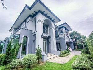 ขายบ้านนครปฐม พุทธมณฑล ศาลายา : 00706 ขายบ้านเดี่ยวThe Grand Pinklao (เดอะ แกรนด์ ปิ่นเกล้า) สุดหรู บ้านใหม่พร้อมอยู่