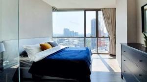 For RentCondoOnnut, Udomsuk : The Room Sukhumvit 69 ห้องแต่งครบ วิวเมือง ไม่บล็อควิว