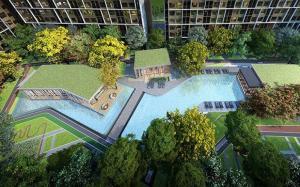 For SaleCondoRangsit, Patumtani : !!ขายด่วน!! พลัมอไลฟ์1ตึกAชั้น4 พร้อมเฟอร์นิเจอร์และเครื่องใช้ไฟฟ้า