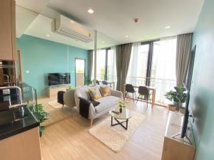 เช่าคอนโดอ่อนนุช อุดมสุข : ** ให้เช่า KAWA Haus Onnut T77 - 1 ห้องนอน ขนาด 34 ตร.ม. ห้องสวย ใกล้ BTS อ่อนนุช **