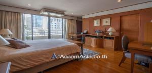 For SaleCondoWitthayu,Ploenchit  ,Langsuan : Sampoom Garden Condominium 2 Bedrooms For Sale BTS Surasak in North Sathorn Bangkok (AA29839)