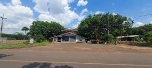 ขายที่ดินอุบลราชธานี : ขายบ้านพร้อมที่ดิน 6 ไร่ ติดถนน ในเขตเทศบาลน้ำขุ่น โฉนด นส 4 จ อุบลราชธานี