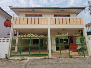 ขายบ้านสำโรง สมุทรปราการ : SH_01015 ขาย บ้านเดี่ยว ใกล้ BTS แพรกษา,บ้านเดี่ยว ซอยแม่บัวลอย หลังโรบินสันสมุทรปราการ