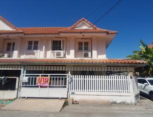For SaleTownhouseSamrong, Samut Prakan : S00193 ขาย ทาวน์เฮ้าส์ หมู่บ้าน พฤกษา 28 บางปู - สมุทรปราการ ทาวน์เฮ้าส์ นิคมบางปู ทาวน์เฮ้าส์ บางปู ทาวน์เฮ้าส์ แพรกษา ทาวน์เฮ้าส์ พฤกษา 28/1