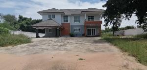 For SaleHouseKhon Kaen : ขายบ้านหลังใหญ่ใกล้บึงแก่นนคร มี 5 ห้องนอน 4 ห้องน้ำ 1 ห้องพระ เนื้อที่ 250.2 ตร.ว.
