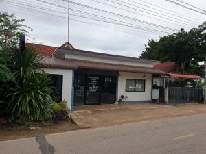For SaleHouseKhon Kaen : ขายด่วน!!   บ้านเดี่ยว พร้อมร้านค้าและร้านกาแฟ มีลูกค้าประจำค่ะ  เนื้อที่ 75 ตร.ว. 3 นอน 3 น้ำ  ใกล้สนามบินขอนแก่น