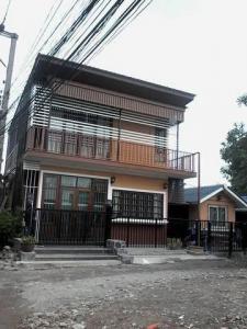 เช่าบ้านพัฒนาการ ศรีนครินทร์ : OHM237 ให้เช่าบ้านเดี่ยว 2ชั้น เนื้อที่ 35 ตร.วา ซอยกรุงเทพกรีฑา 7 ราคาเช่า 15,000 บาท