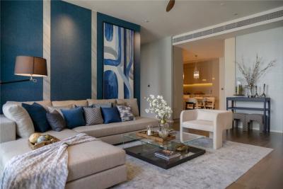 ขายคอนโดสุขุมวิท อโศก ทองหล่อ : Luxury 2 Bedrooms for sale at KRAAM Sukhumvt 26 - 920341004-30
