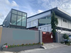 For RentFactoryBangbuathong, Sainoi : ให้เช่าโรงงานขนาดใหญ่ 5,200 ตร.ม. พร้อมบ้านเดี่ยว อ.ไทรน้อย นนทบุรี  Large factory for rent, 5,200 sq.m. with single house, Sai Noi District, Nonthaburi.
