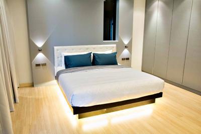 For RentCondoRama9, Petchburi, RCA : For rent THE MARK Ratchada – Airportlink Nearby MRT Phra Ram 9