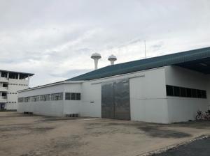 For SaleFactoryChachoengsao : Factory for sale, size 42 rai, Ban Pho District, EEC area, near Bang Pakong, Ban Pho Pier