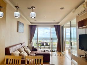 For RentCondoHua Hin, Prachuap Khiri Khan, Pran Buri : Stuning seaview 2 bedrooms for rent