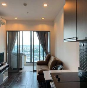 For RentCondoRatchathewi,Phayathai : ให้เช่าคอนโด IDEO Q พญาไท 1 นอน 36 ตรม. ชั้น 36 ห้องสวย วิวดีมาก Fully Furnished พร้อมอยู่