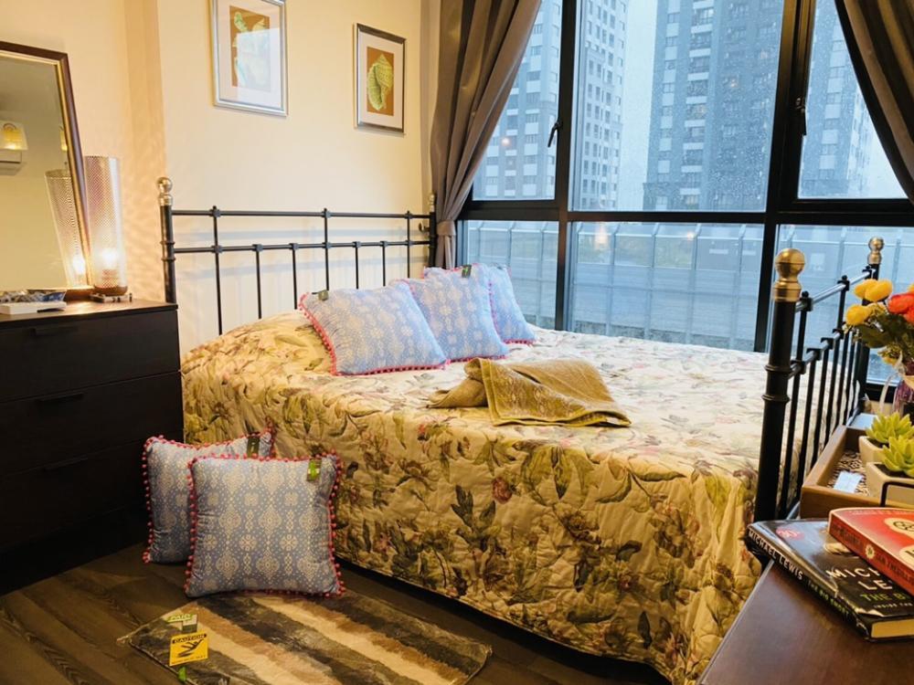 เช่าคอนโดอ่อนนุช อุดมสุข : 🔥Hot Price🔥🔥The Base Park East 🔥     (สุขุมวิท 77)1 ห้องนอนค่าเช่า ลดพิเศษ จาก 15,000 เหลือเพียง 11,500/เดือน🙀