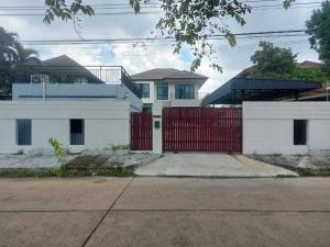 For SaleHouseVipawadee, Don Mueang, Lak Si : ประกาศขายบ้านเดี่ยว หมู่บ้านเมืองเอกโครงการ4 ติดรถไฟฟ้าสายสีแดงหลักหก ใกล้มหาวิทยาลัยรังสิต เนื้อที่ 132 ตร.ว. ราคา 15 ล้านบาท สนใจจริงต่อรองราคาได้ค่ะ