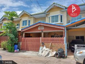 For SaleTownhouseSamrong, Samut Prakan : ขายด่วนทาวน์เฮ้าส์ หมู่บ้านพิศาล เทพารักษ์ (จตุรมิตร 11) บางพลี สมุทรปราการ
