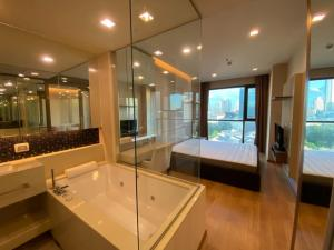 For RentCondoSathorn, Narathiwat : Best Price!! The Address Sathorn for rent, only 30k per month, 47 Sqm.