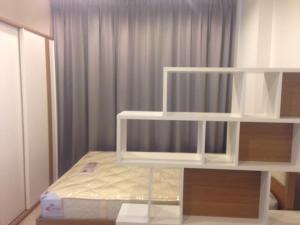 For RentCondoOnnut, Udomsuk : ให้เช่าคอนโด IDEO MOBI สุขุมวิท Studio 22 ตรม. ชั้น 8 ตึก A ห้องสวย แต่งครบ มีเครื่องซักผ้า พร้อมอยู่