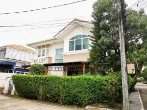 For SaleHouseVipawadee, Don Mueang, Lak Si : ขายด่วน บ้านเดี่ยวภัสสร9 (ซอยวิภาวดีรังสิต 60) หลังหัวมุม
