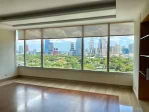 For RentCondoWitthayu,Ploenchit  ,Langsuan : For rent Baan Ratchadamri 266sqm 3BR 1Study available. Beautiful view