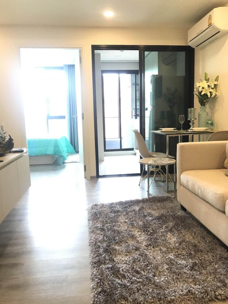 For RentCondoBangna, Bearing, Lasalle : For Rent The Urban Attitude Bearing 14  Unit 549/48