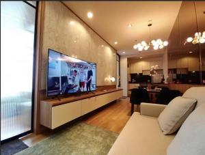 For RentCondoSukhumvit, Asoke, Thonglor : Park 24 Sukumwit 24 (For Rent) 2 bedrooms/2 bathrooms