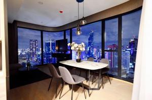 For SaleCondoSiam Paragon ,Chulalongkorn,Samyan : Ashton Chula-Silom Stunning panorama view corner unit