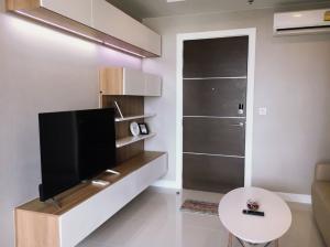 เช่าคอนโดสำโรง สมุทรปราการ : ให้เช่าคอนโด The Metropolis สำโรง อินเตอร์เชนจ์ * 1 ห้องนอน ขนาด 35 ตรม. ติด BTS สำโรง