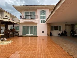 For SaleHouseBang kae, Phetkasem : ขายบ้านเดี่ยว หมู่บ้านสินสุข พุทธมณฑลสาย 1
