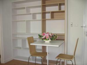 For RentCondoWongwianyai, Charoennakor : For rent, My Condo Sathorn-Taksin, size 1 bedroom, 8th floor.