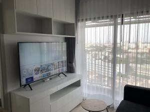 For RentCondoSathorn, Narathiwat : Condo for rent, KnightsBridge Prime Sathorn, 1 bedroom, brand new room, room 2015, size 25 sqm, on the 20th floor, Narathiwat Road location. Near Sathorn-Narathiwat Intersection 💛