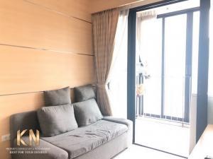 For RentCondoRatchadapisek, Huaikwang, Suttisan : Ideo Huai Khwang for rent, super special price, 1 bedroom, 1 bathroom, 35 sqm., 11th floor